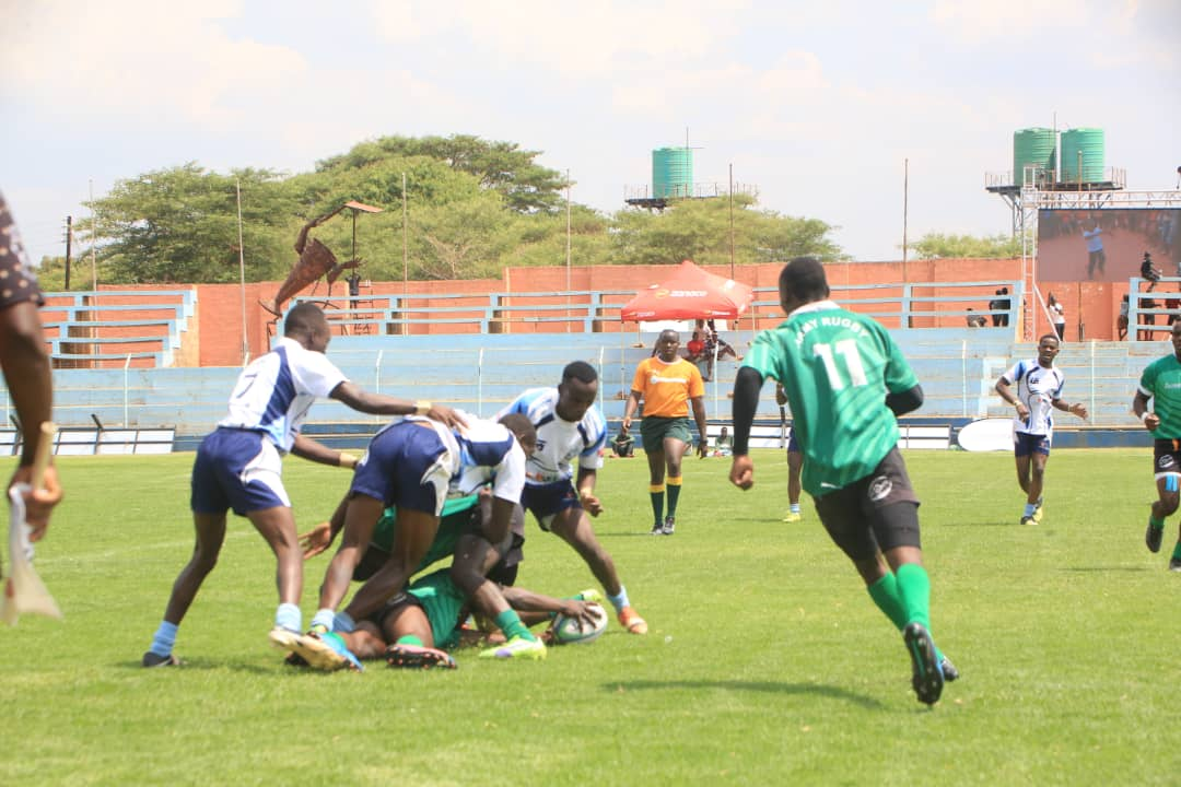 Lusaka rugby club tournament